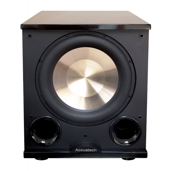 BIC America PL-200 II MK-2 Front Firing Powered 12 inch Subwoofer