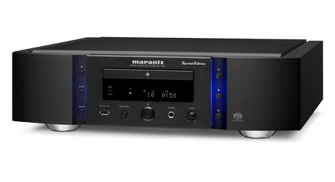 Marantz SA-14S1 Blu-ray Disc Player - Jamsticks