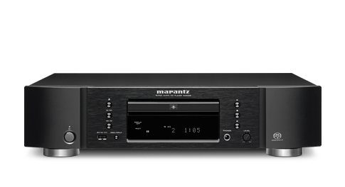 Marantz SA-8005 CD Player - Blu-ray Player - Jamsticks