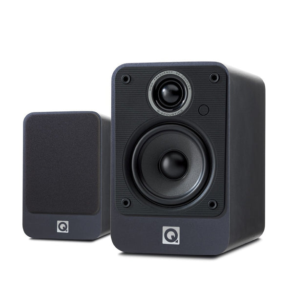 Q Acoustics 2010i Compact Bookshelf Speaker (Pair) - Bookshelf speaker - Jamsticks