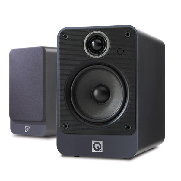 Q Acoustics 2020i Bookshelf Loudspeaker (Pair) - Bookshelf Speaker - Jamsticks
