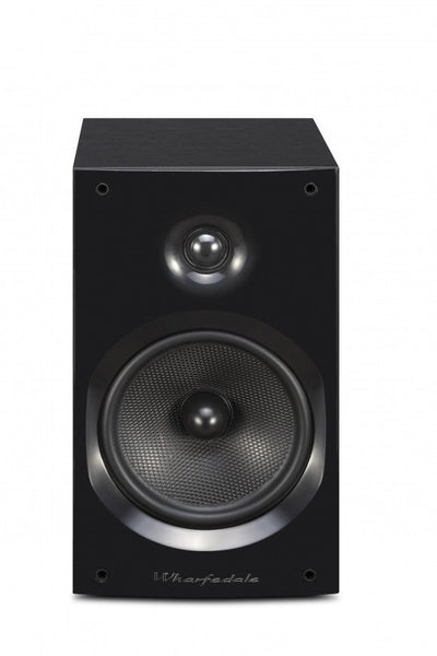 Wharfedale QUARTZ Q1 Bookshelf Speakers (Pair) - Jamsticks