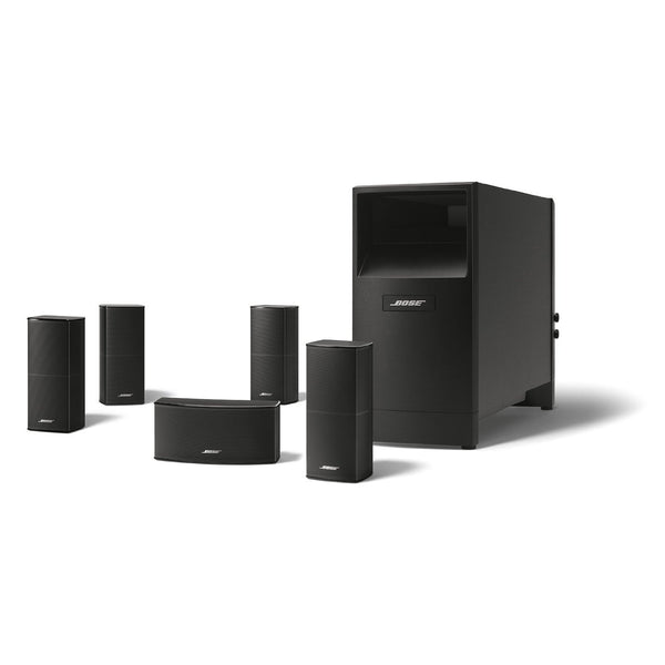 Bose Acoustimass 10 Series V 5.0 Ch Speaker Package - 5.0 Ch Speaker Package - Jamsticks