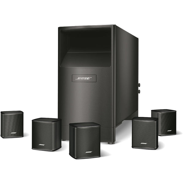 Bose Acoustimass 6 Series V 5.0 Ch Speaker Package - 5.0 Ch Speaker Package - Jamsticks
