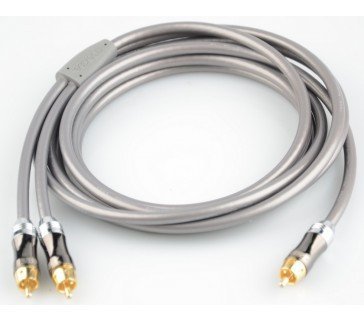 Taga Harmony TAVC-SY-5M Subwoofer Y Cable 5 meter - Cable - Jamsticks