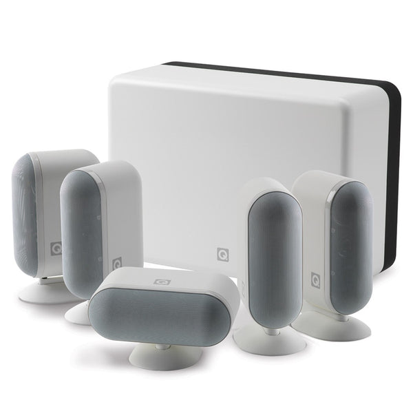 Q Acoustics 7000i 5.1 Ch Speaker Package - Jamsticks