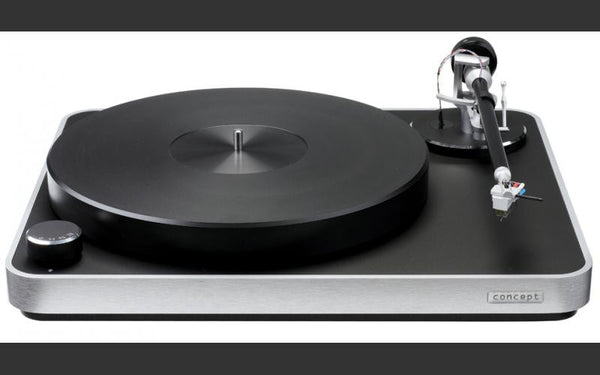 Clearaudio Concept Turntable - Jamsticks