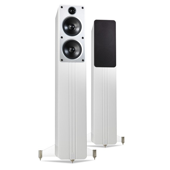 Q Acoustics Concept 40 Speakers (pair) - Jamsticks