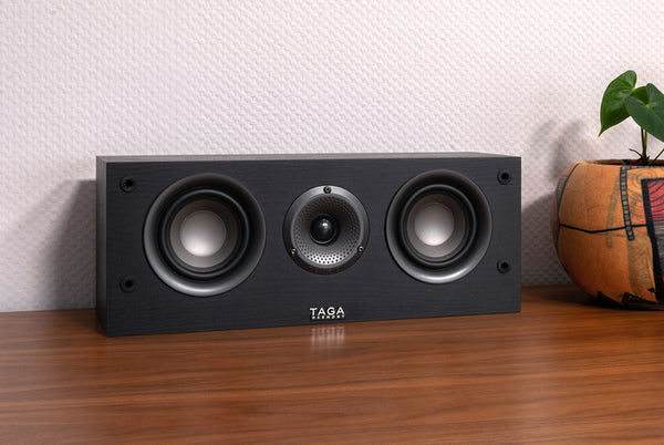 Taga Harmony TAV-C (607C) Center Speaker - Jamsticks