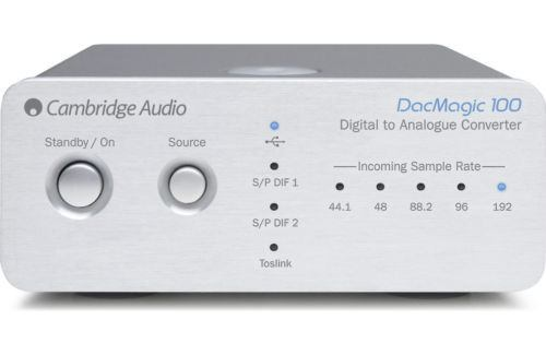 Cambridge Audio DAC Magic 100 Digital-To-Analog Converter - Jamsticks