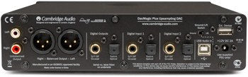 Cambridge Audio DacMagic Plus Digital to Analogue Converter & Preamplifier - Jamsticks