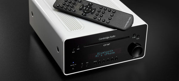 Cambridge Audio ONE All in One Music System - Digital to Analog Converter - Jamsticks