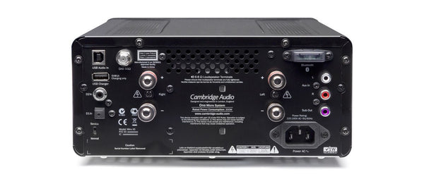 Cambridge Audio ONE All in One Music System - Jamsticks