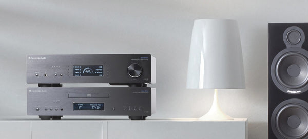 Cambridge Audio Azur 851C Flagship Upsampling DAC, CD Player & Preamplifier - DAC, CD & Preamplifier - Jamsticks