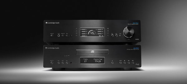 Cambridge Audio Azur 851C Flagship Upsampling DAC, CD Player & Preamplifier - Jamsticks