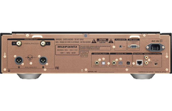Marantz NA-11S1 DAC - Digital to Analog Converter - Jamsticks