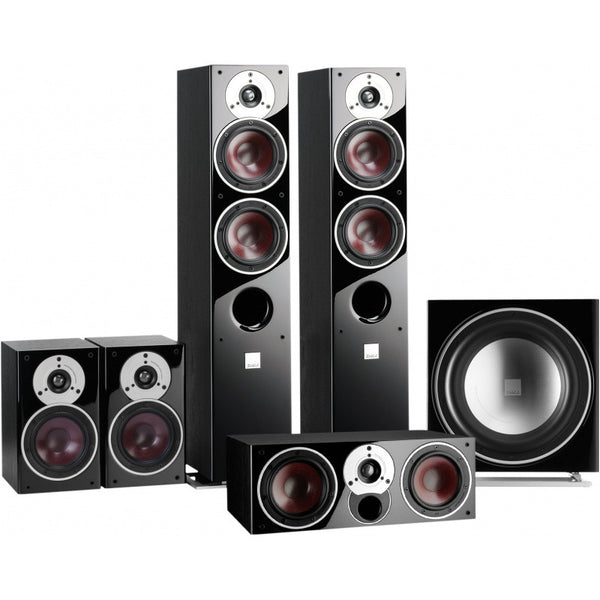 Dali - Zensor 5.1 Ch Speaker Package - 5.1 Ch Speaker Package - Jamsticks