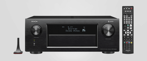 DENON AVRX - 6400H 11.2 channel Network AV Receiver