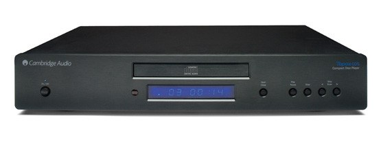 Cambridge Audio Topaz CD5 Entry-Level CD Player - Jamsticks