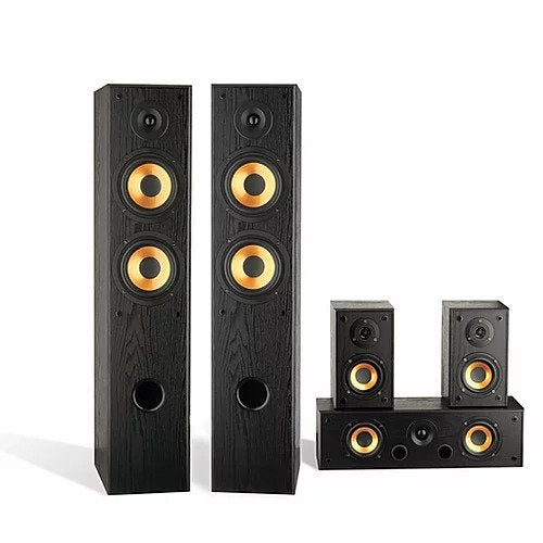 ELTAX Exposure 5.0 Speaker Package - Jamsticks
