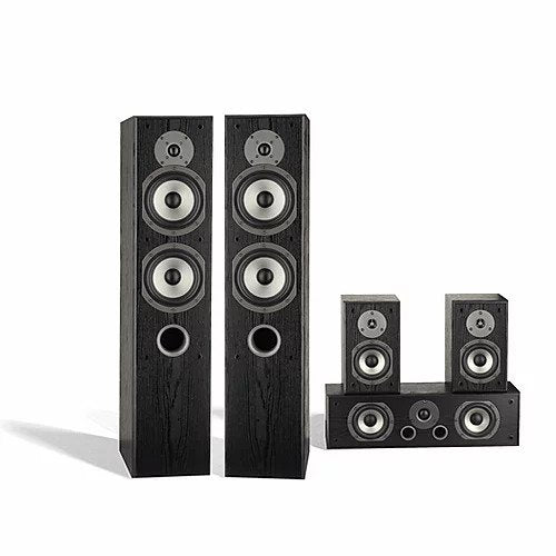 ELTAX Explorer 5.0 Speaker Package - Jamsticks