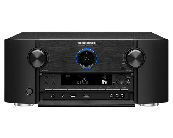 Marantz SR-7015 9.2 Ch 8K UHD AV Receiver with 3D Audio - Jamsticks