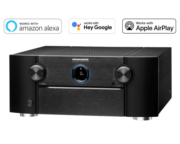 Marantz SR-8015 11.2 Ch 8K UHD AV Receiver with 3D Audio - Jamsticks