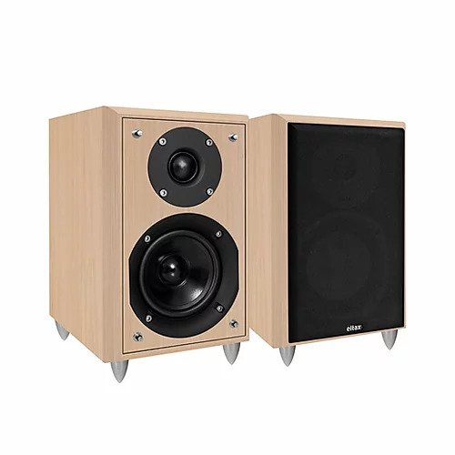 ELTAX Monitor I 2-Way Bookshelf Speakers (Pair) - Jamsticks