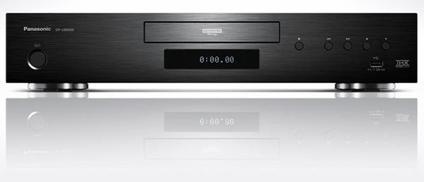 Panasonic DP-UB 9000 4K Blu-ray Player - Jamsticks