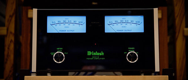 McIntosh MC 312 Integrated Stereo Amplifier - Jamsticks