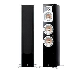 Yamaha NS-555 Floor Standing Speakers (Pair) - Floorstanding Speaker - Jamsticks