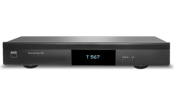 NAD T 567 DVD BLU-RAY DISC PLAYER - Jamsticks