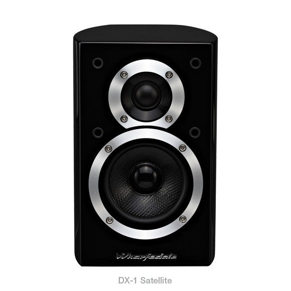 Wharfedale DX-1 HCP Home Cinema System - Jamsticks