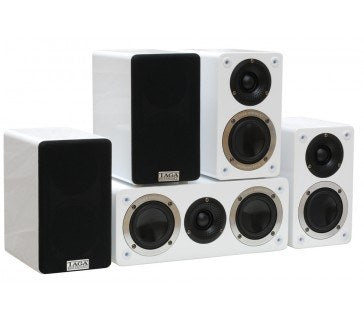 Taga Harmony inMOVE 5.0 Ch HomeTheater Speaker Package - Jamsticks