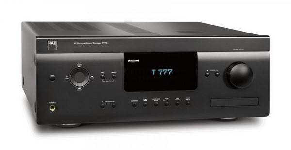 NAD T 777 AUDIO VIDEO SURROUND SOUND RECEIVER - Jamsticks