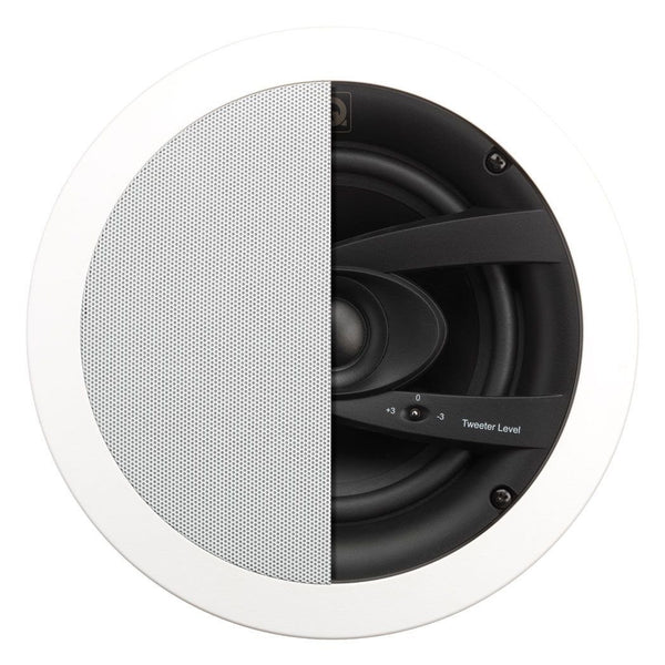 "Q Acoustics QI-65 CP 6.5"" In-Ceiling Dolby Atmos Speakers - Jamsticks"