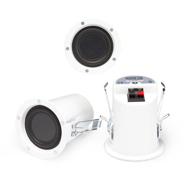 Cambridge Audio C46 Compact In-Ceiling Speaker - In-wall/In-Ceiling Speakers - Jamsticks