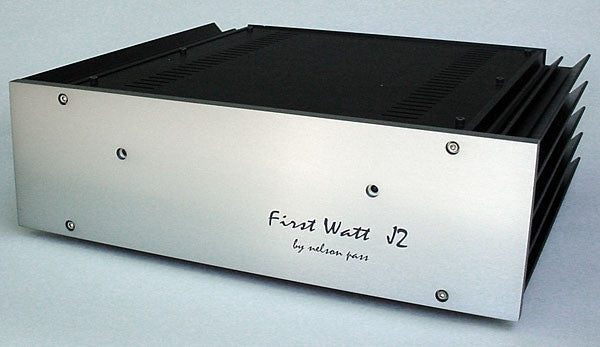 First Watt J2 Power Amplifier - Jamsticks