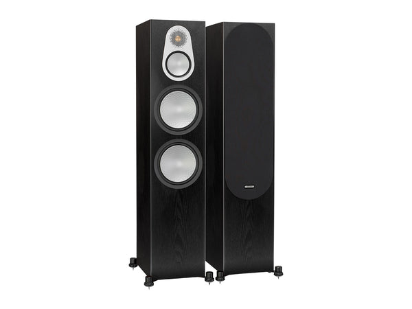 Monitor Audio Silver 500 Floorstanding Speaker (pair) - Jamsticks