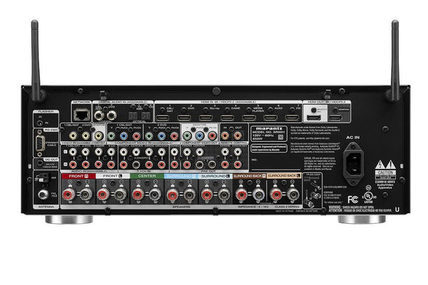 Marantz SR-5011 7.2 Channel Network Audio/Video Surround Receiver with Bluetooth and Wi-Fi - Jamsticks