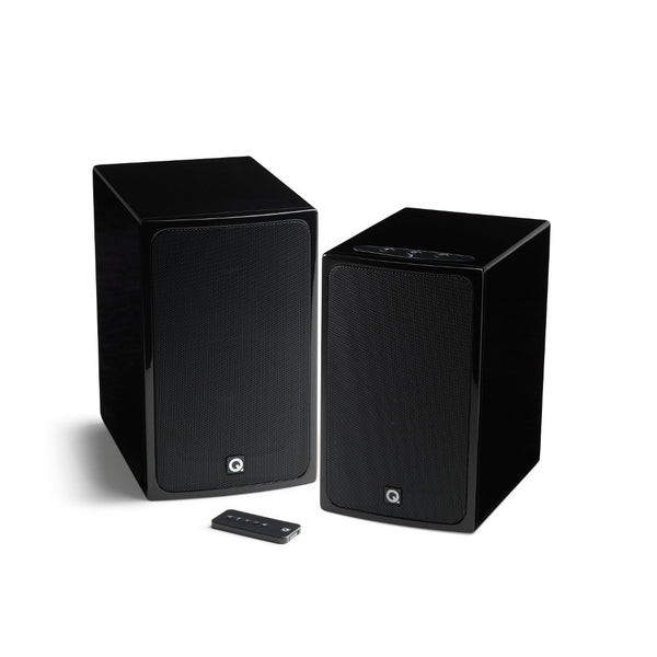 Q Acoustics BT3 Wireless Hifi Mobile Speakers (pair) - Mobile Speakers - Jamsticks