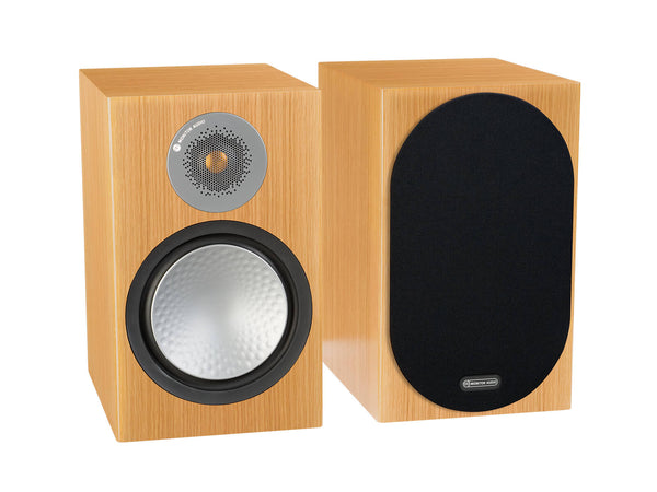 Monitor Audio Silver 100 Bookshelf Speaker (pair) - Jamsticks