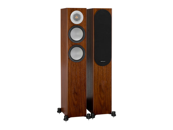 Monitor Audio Silver 200 Floorstanding Speaker (pair) - Jamsticks