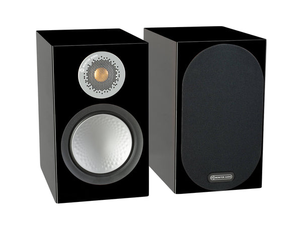 Monitor Audio Silver 50 Bookshelf Speaker (pair) - Jamsticks
