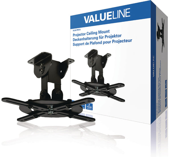 Valueline VLM-PM10 Projector Ceiling Mount - Jamsticks