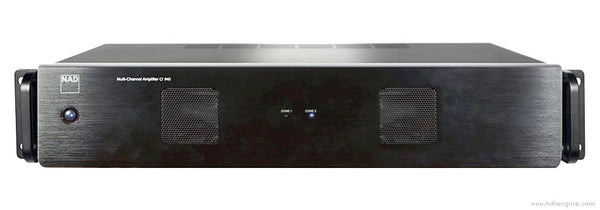 NAD CI 940 Multi Channel Amplifier - multi channel amplifier - Jamsticks