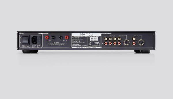 Naim Audio NAIT 5si Stereo Integrated Amplifier - Jamsticks