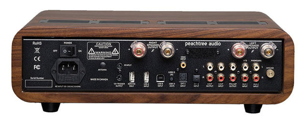 Peachtree Audio nova300 Integrated Amplifier with DAC - Jamsticks