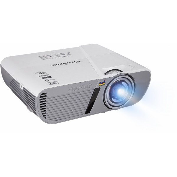 ViewSonic PJD5353Ls Short Throw Projector - Jamsticks