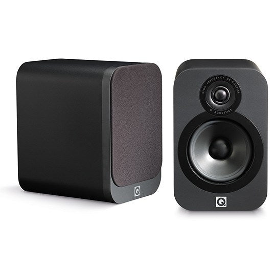 Q Acoustics 3020 Bookshelf Speaker (Pair) - Bookshelf Speakers - Jamsticks
